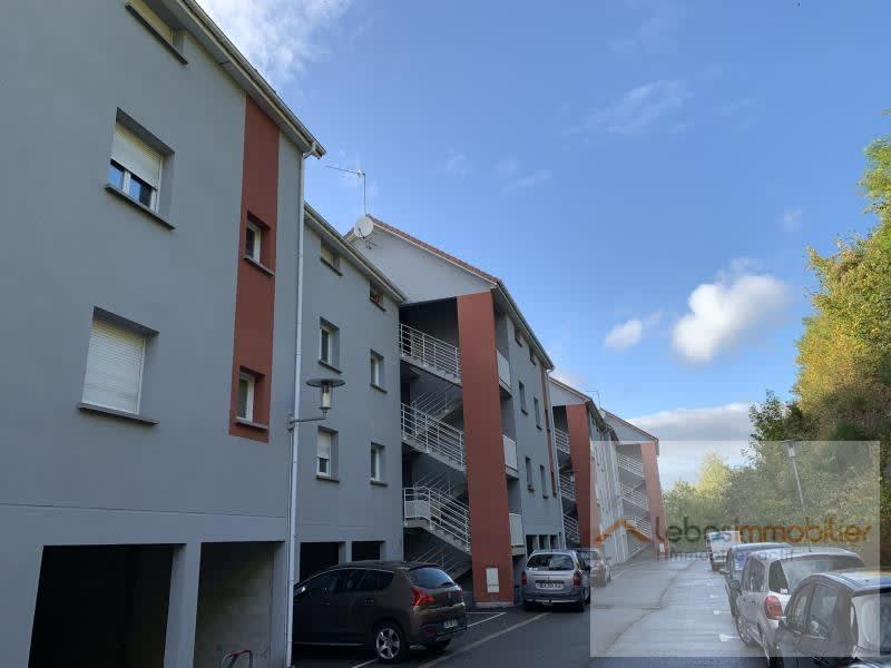 Vente appartement Le houlme 123500€ - Photo 1