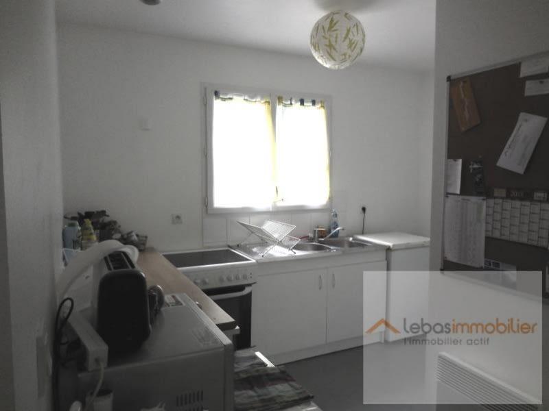 Vente appartement Le houlme 123500€ - Photo 4