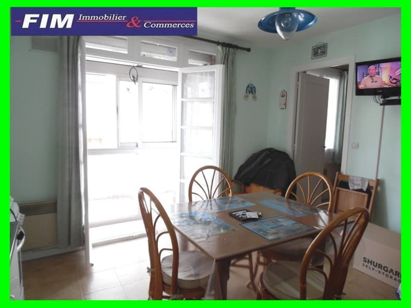 Sale apartment Le treport 89000€ - Picture 1