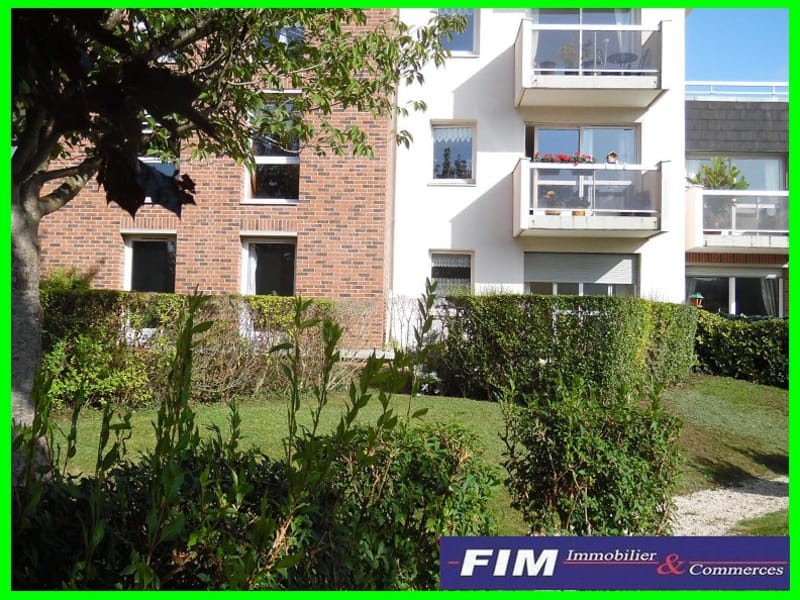 Vente appartement Eu 152000€ - Photo 1