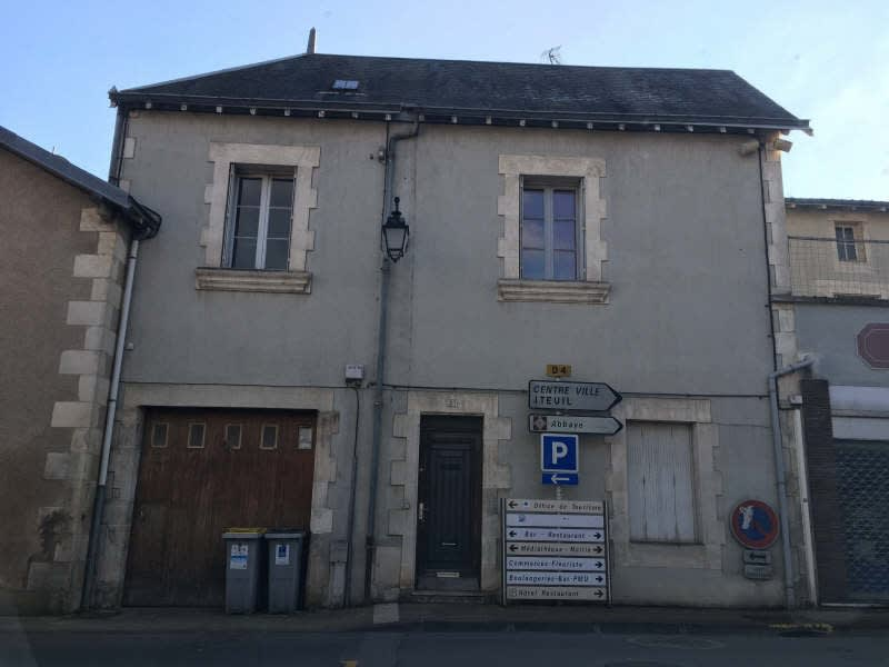 Location local commercial Liguge 850€ HC - Photo 1