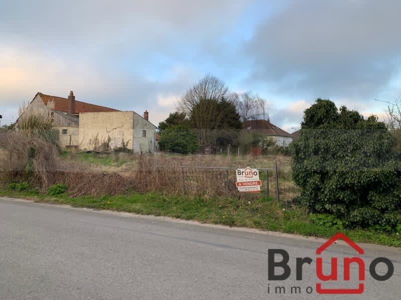 Venta  terreno Saint quentin en tourmont 103500€ - Fotografía 2