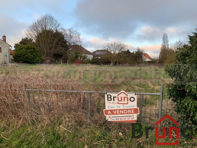 Venta  terreno Saint quentin en tourmont 103500€ - Fotografía 4