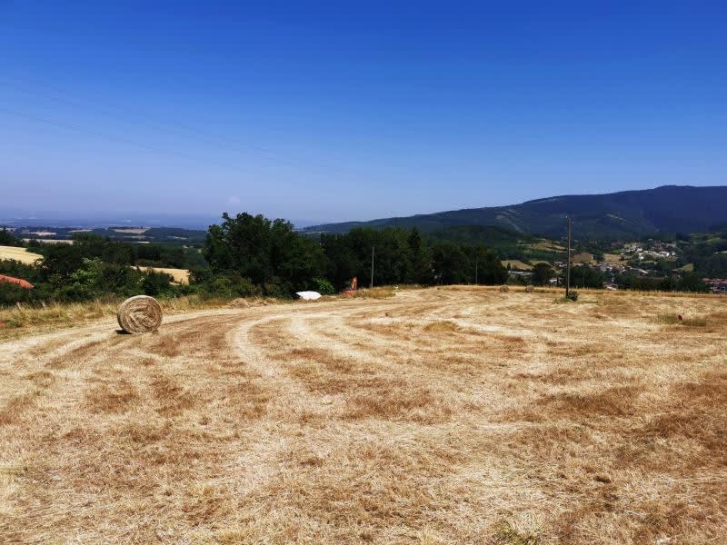 Vente terrain Escoussens 57000€ - Photo 1