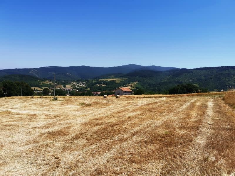 Vente terrain Escoussens 59000€ - Photo 1