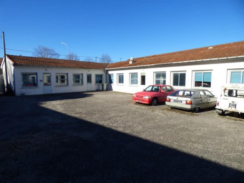 Vente local commercial Aussillon 336000€ - Photo 1