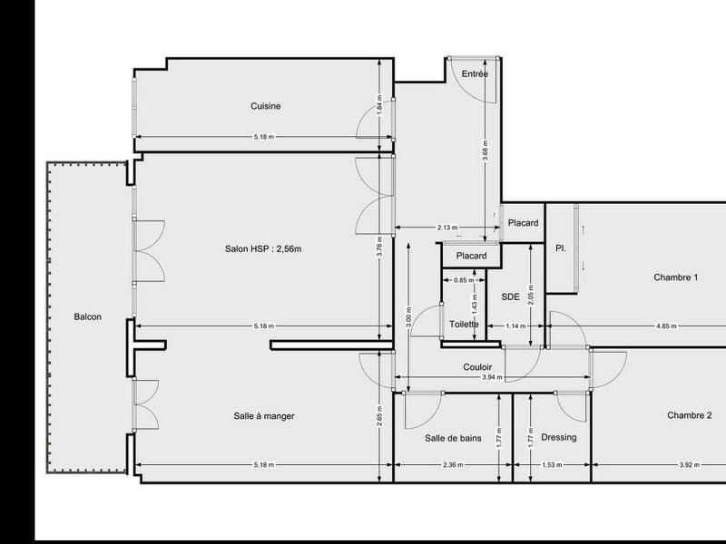 Vente appartement Villemomble 275000€ - Photo 10