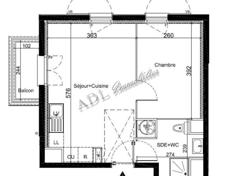 Sale apartment Orry la ville 198000€ - Picture 2