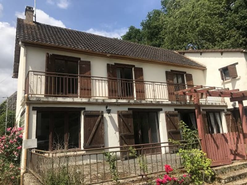 Sale house / villa Saint lubin de cravant 118 000€ - Picture 1