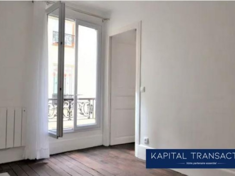Sale apartment Paris 9ème 429000€ - Picture 2