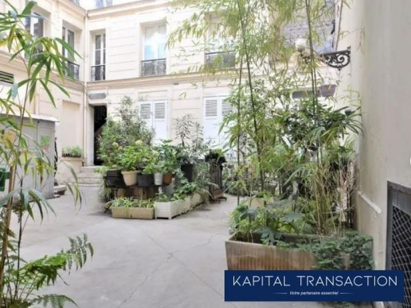 Vente appartement Paris 9ème 429000€ - Photo 7