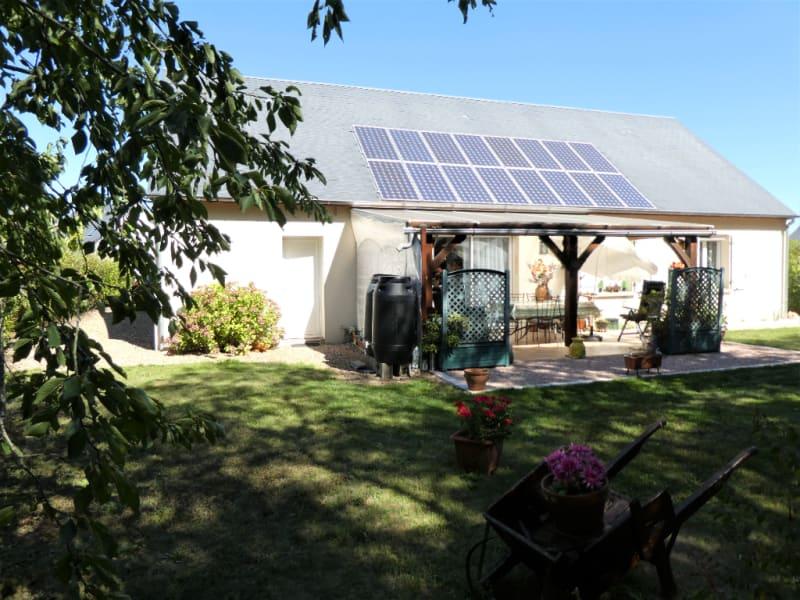 Vente maison / villa Morand 262000€ - Photo 8