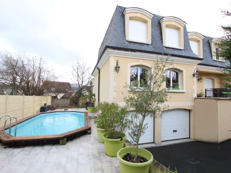 Vente maison / villa La queue en brie 692900€ - Photo 1
