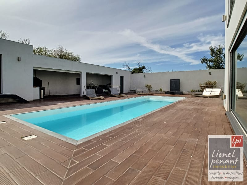 Vente maison / villa Rochefort du gard 850 000€ - Photo 2