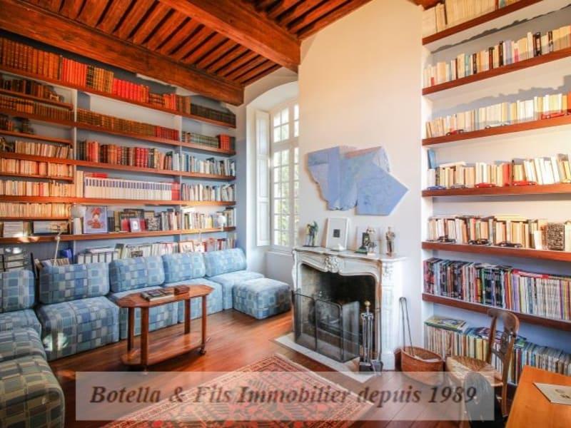 Verkauf von luxusobjekt haus Uzes 1948000€ - Fotografie 14