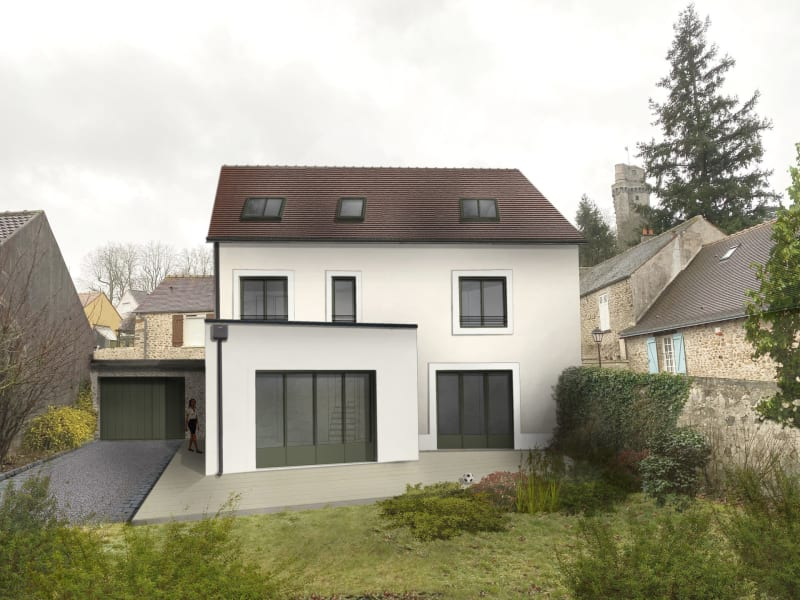 Sale site Montlhéry 208 000€ - Picture 1