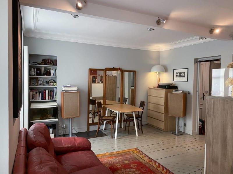 Rental apartment Paris 5ème 1600€ CC - Picture 2