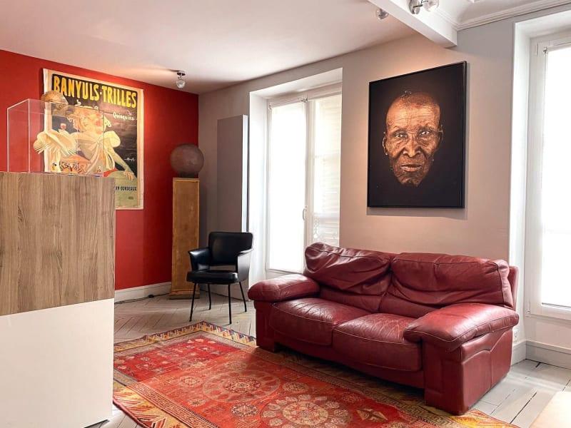 Rental apartment Paris 5ème 1600€ CC - Picture 1
