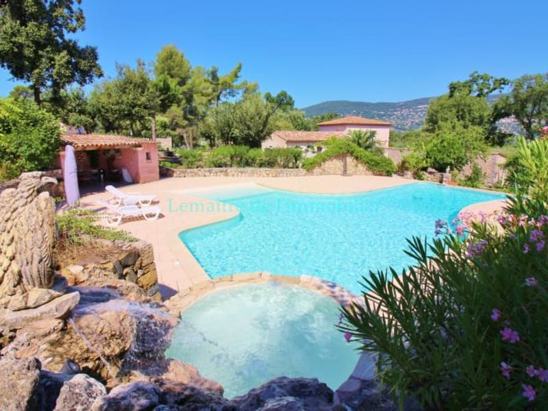 Vente maison / villa Peymeinade 995000€ - Photo 1