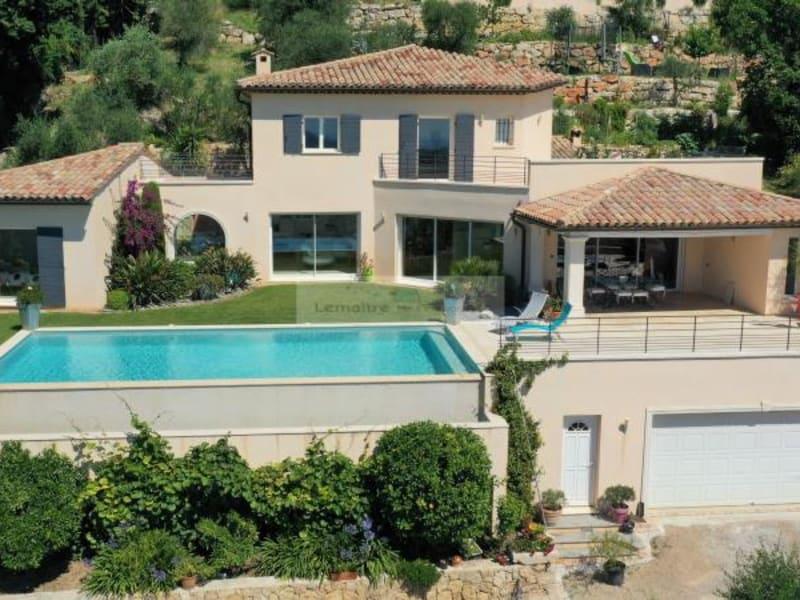 Vente maison / villa Le tignet 1029000€ - Photo 1
