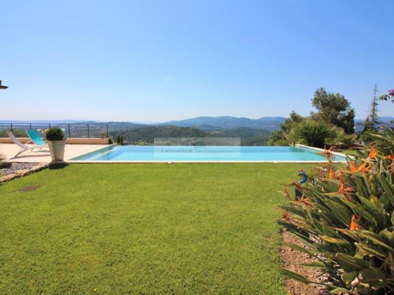 Vente maison / villa Le tignet 1029000€ - Photo 2