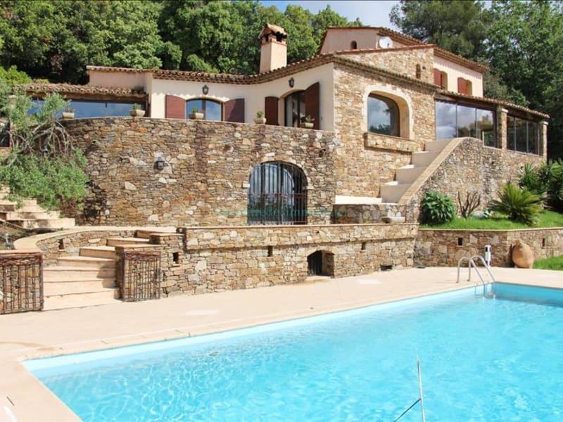 Vente maison / villa Le tignet 890000€ - Photo 3