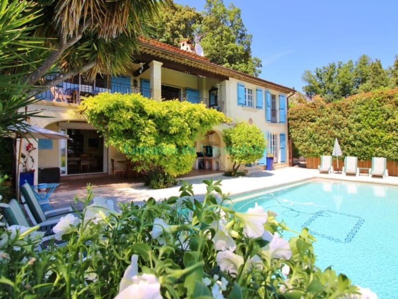 Vente maison / villa Le tignet 795000€ - Photo 1