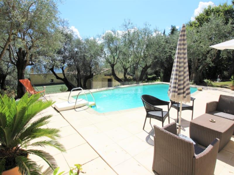 Vente maison / villa Cabris 575000€ - Photo 1