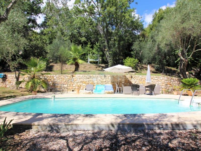 Vente maison / villa Cabris 575000€ - Photo 7