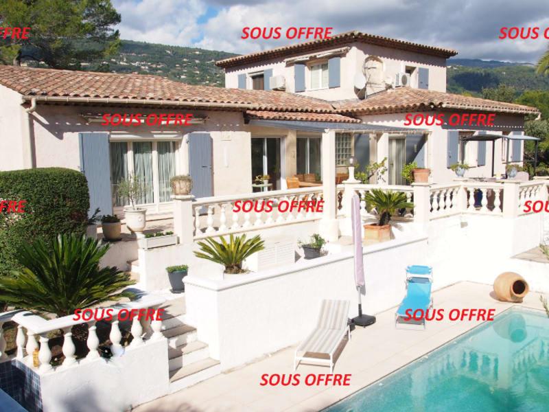 Vente maison / villa Peymeinade 609000€ - Photo 1