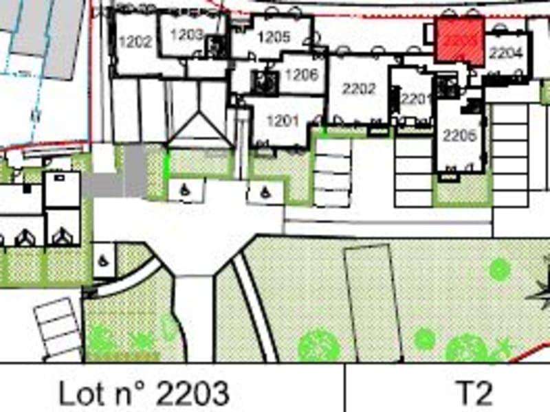Sale apartment Orry la ville 198000€ - Picture 6