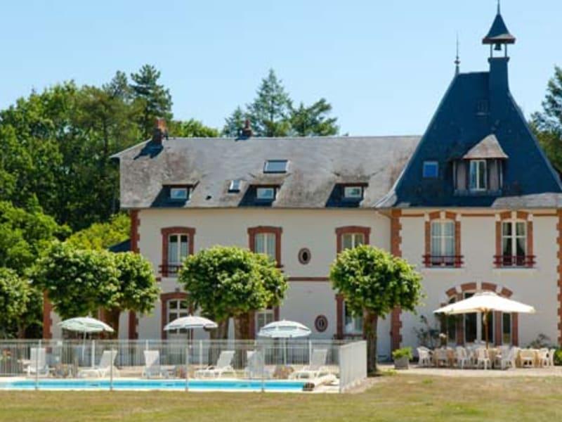 Vente maison / villa Aubigny sur nere 884000€ - Photo 1