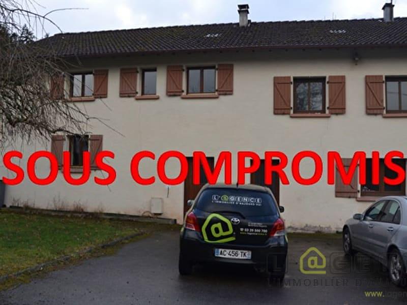 Vente maison / villa Pair et grandrupt 189000€ - Photo 1
