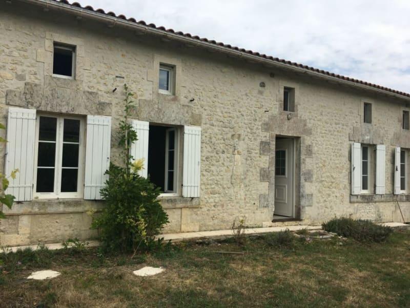 Rental house / villa Sainte-souline 535€ CC - Picture 1
