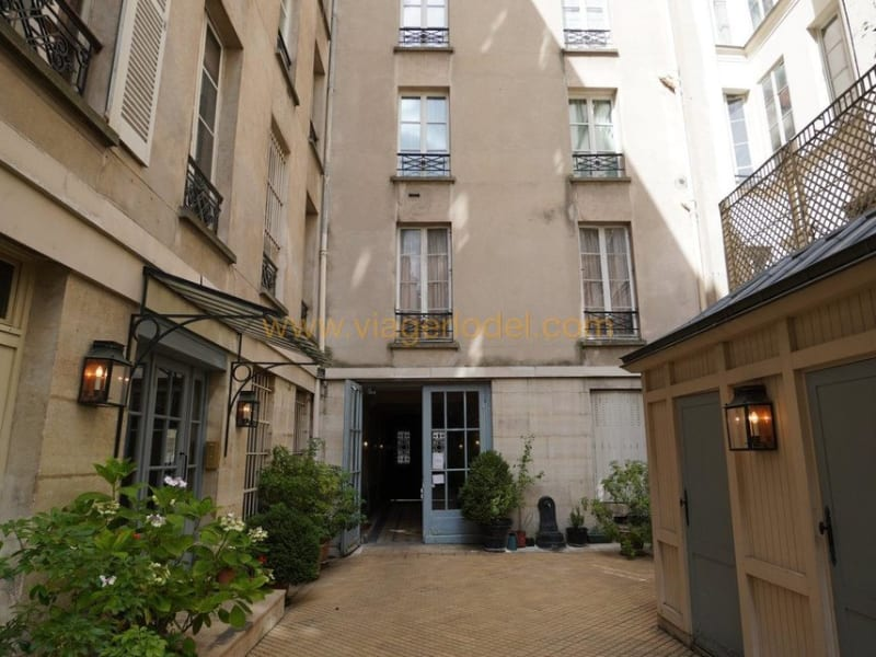 Life annuity apartment Paris 8ème 1150000€ - Picture 7