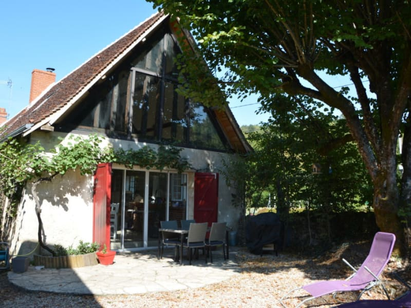 Vente maison / villa La chartre sur le loir 162000€ - Photo 1