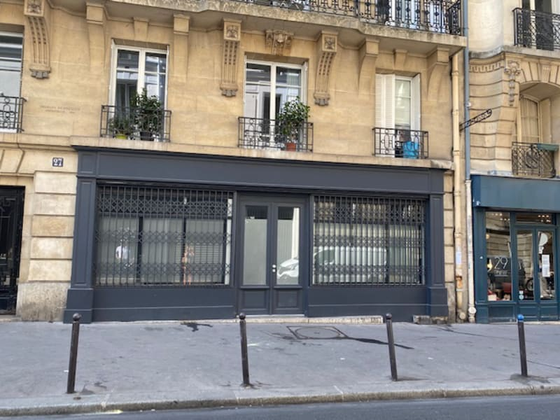 Location local commercial Paris 17ème 1 800€ HC - Photo 8
