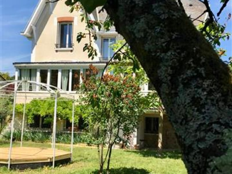 Deluxe sale house / villa Chateau thierry 384 000€ - Picture 1