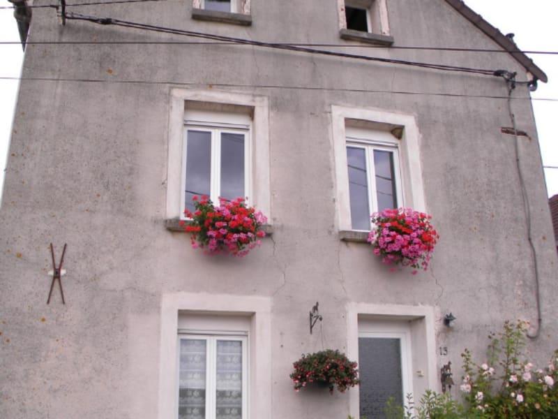 Venta  casa Montreuil aux lions 144000€ - Fotografía 1