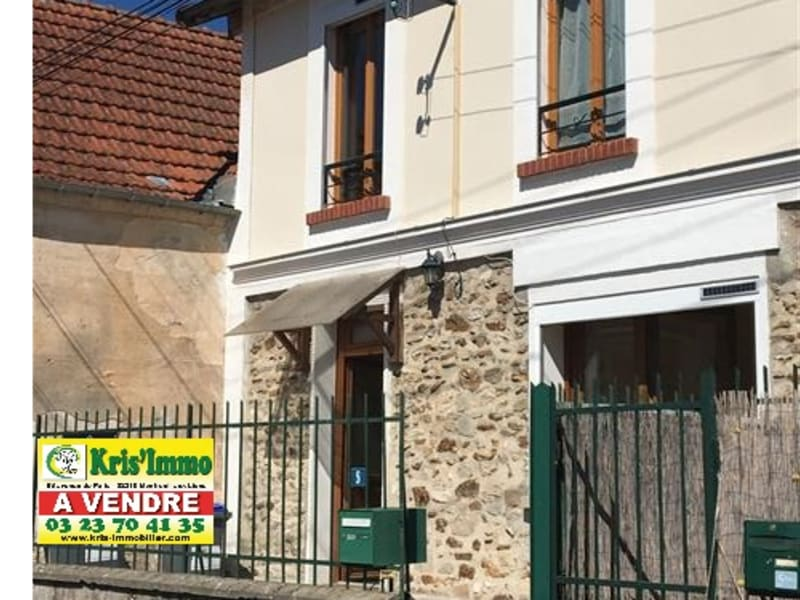 Sale house / villa Brasles 138000€ - Picture 1