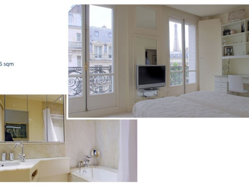 Location appartement Paris 16ème  - Photo 6