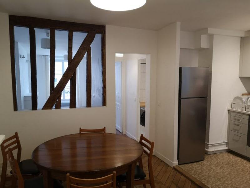 Location appartement Paris 4ème  - Photo 1