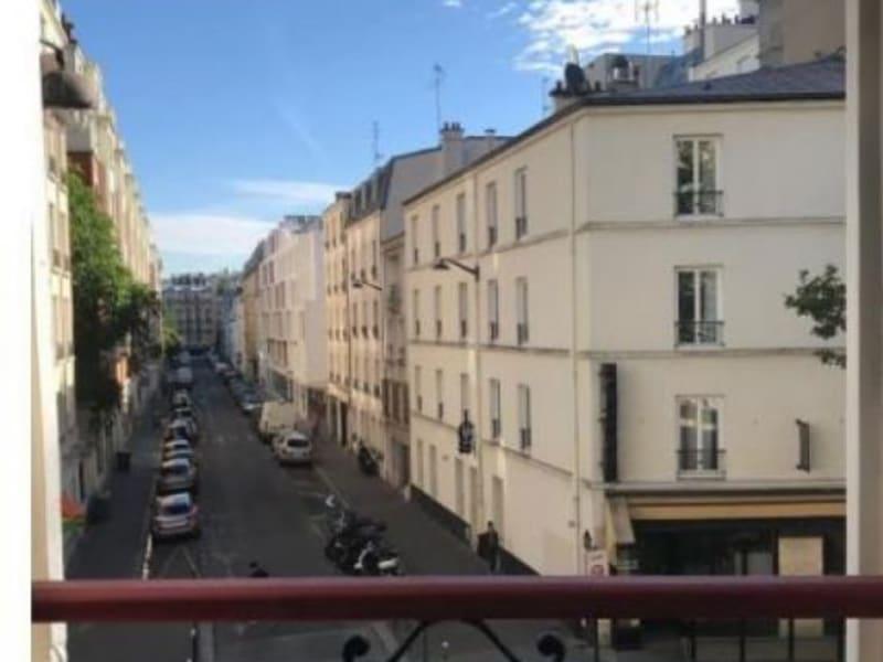 Sale apartment Paris 17ème 374000€ - Picture 2