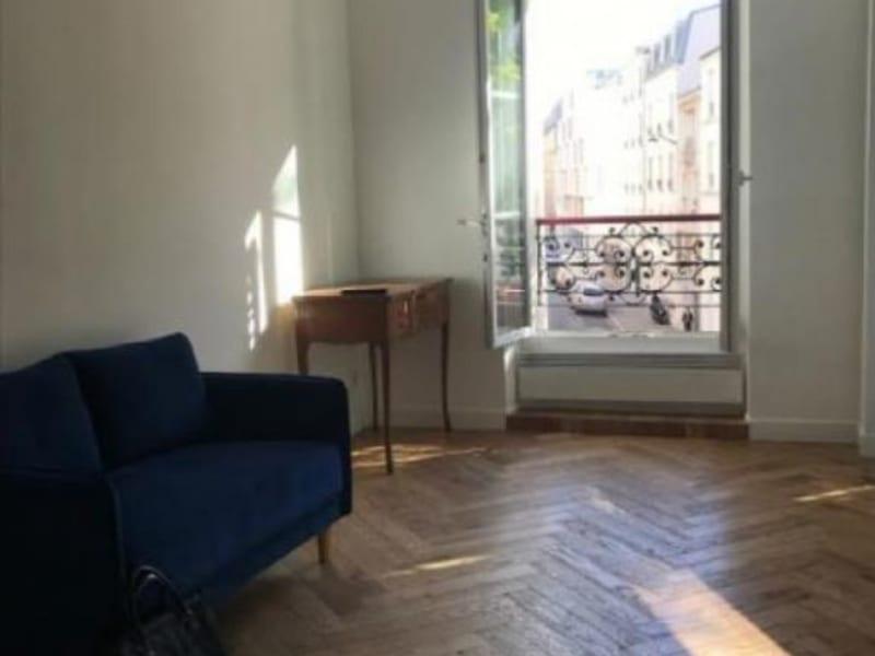Sale apartment Paris 17ème 374000€ - Picture 3