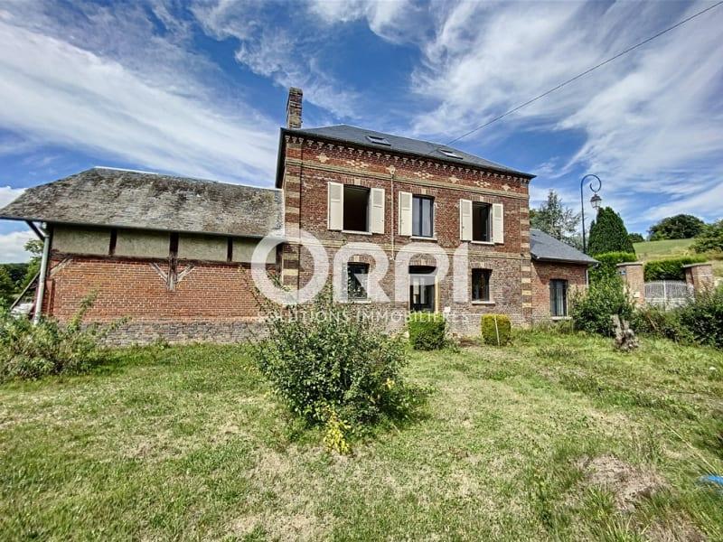 Maison  proche Les Andelys - Terrain 5678 m²  + cours d'eau