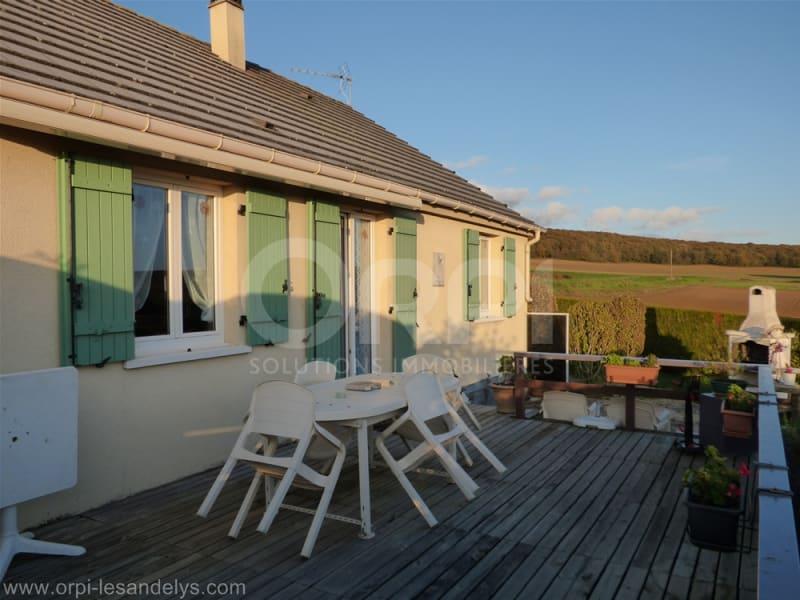 Maison de plain pied - 2  chambres - hauteur Vallée de Seine. 4