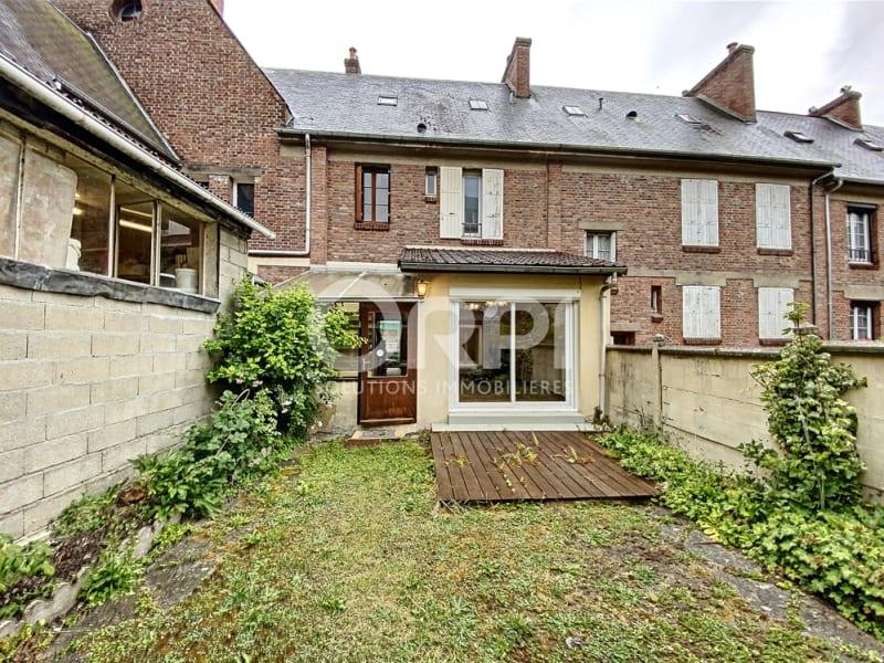 Centre ville les Andelys - 90 m² - Jardin - 3 chambres