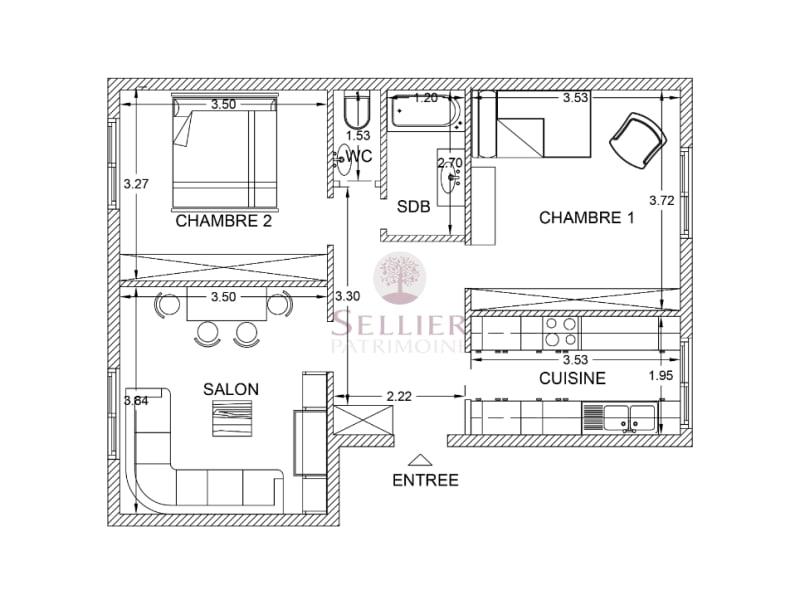 出售 公寓 Paris 5ème 890000€ - 照片 12