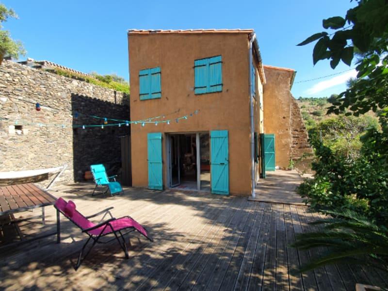 Sale house / villa Cerbere 284000€ - Picture 1