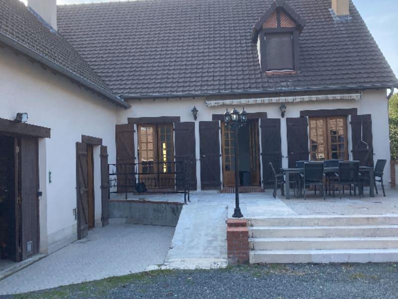 Vente maison / villa La chapelle d angillon 182000€ - Photo 5